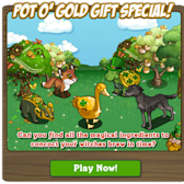 FarmVille Pot O' Gold Countdown Has Arrived!