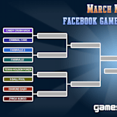 March Madness Facebook Game Face-off 2013: Round 1
