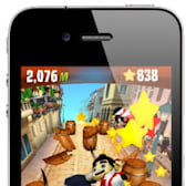 Zynga's awaited retort to Temple Run hits Canadian App Store running