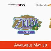 Zelda Oracle of Ages and Seasons triforcing its way to 3DS eShop