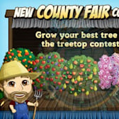 FarmVille County Fair Treetop, Flower Animal contests: Grow your best