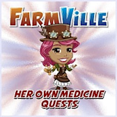 FarmVille Freak Her Own Medicine Master Quest Guide