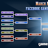 March Madness Facebook Game Face-off 2013: Round 3
