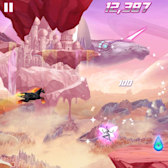 Robot Unicorn Attack 2 dashes onto iOS for free