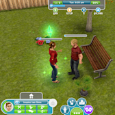 The Sims FreePlay offers multi-story houses with 'Moving Up' update