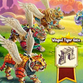 CastleVille 'Wild About Winged Tigers' Quests: Everything you need to know