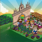 FarmVille unreleased Vineyard themed Market items