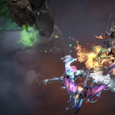 Brand new MMO joins the MOBA race