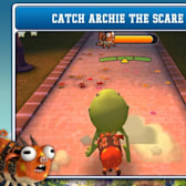 Monsters University: Catch Archie iPad review