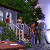 The Sims 3: Into the Future is full of Surprises, like Time Travel