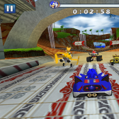 Sonic & Sega All-Stars Racing Cruises Onto Android