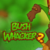 Bush Whacker 2 Review: The Legend of Zelda With An Energy System