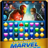 Marvel Puzzle Quest: Dark Reign iPad Review