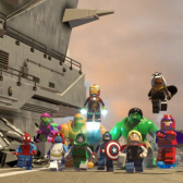 Review: Lego Marvel Superheroes