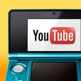 YouTube Coming to Nintendo 3DS