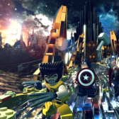 Lego Marvel Superheroes: #1 Kids Game on PS4