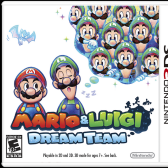 Mario and Luigi: Dream Team 3DS XL Bundle Hits Stores