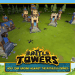 Image: Read Battle during both day and night in Battle Towers on Android...
