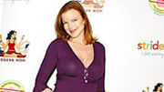People magazine is reporting that Marcia Cross gave birth to twin girls yesterday. According to the magazine, the twins are fraternal and their names are Eden and Savann...