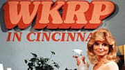 Baby, if you've ever wondered, wondered whatever became of WKRP...well, it didn't really exist. It was a TV show. But now it's back, and it's even in Cincinnati. However...