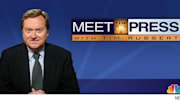 Today marks the 60th birthday of NBC's Sunday morning news program, Meet The Press. It's the longest running TV show in history.* It's funny because when Meet The Press...