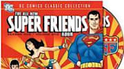 Here are the new TV DVDs, in stores tomorrow:   The All-New Super Friends Hour - Season 1, Vol. 1    Between the Lions - Season 1    Clifford The Big Red Dog - Playtime w...