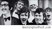 May as well starting laughing now! On May 26, BBC America will air a 10-hour marathon of Monty Python's Flying Circus. The network has just snagged all four seasons of t...