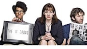 The script for the IT Crowd's third season has just been completed, and folks from the show are looking for some help to dress up the set. Calling all geeks with decent ...