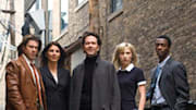 'Leverage' (10PM, TNT) 1st season finale If you've missed out on this drama starring Oscar-winner Timothy Hutton, here's the chance to catch a replay of the entire first...