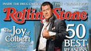  The Colbert Report is in vacation right now (it returns on September 14), so how about we look at the career of Stephen Colbert to get us through these weeks? Rolling St...