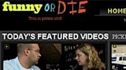 It's not TV ... it's Funny or Die.    Funny or Die, the site founded two years ago by Will Ferrell and Adam McKay, is deep into filming for 12 half-hour episodes for HBO...