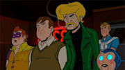 (S04E06) This episode was a rare star-studded treat for Venture Bros. Really honing in on the idea of adult aftermath in the lives of boy adventurer types, Jackson Publ...