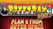 The Rifftrax crew unwrapped its second national live broadcast this week from San Diego as Michael J. Nelson, Kevin Murphy and Bill Corbett took on a series of moldy Chr...