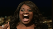 Sherri Shepherd appeared on 'The Mo'Nique Show' still riding high on 'The View's' Daytime Emmy win last August for