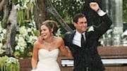 Most memorable wedding ceremony ever? After 14 seasons, a 'Bachelor' finally got married to a woman he met on the show. Jason Mesnick of 'The Bachelor 13' wed Molly Mala...
