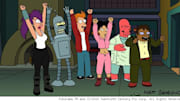 It's a miracle! 'Futurama' is back from the dead. Or maybe it's just been thawed out of its cryogenic freeze? Whatever the case, it's back -- with the original voice...