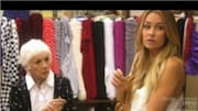 Lauren Conrad, ex-cast member of 'Laguna Beach' and 'The Hills' drops by 'Kathy Griffin: My Life on the D-List' (Tue., 10PM ET on BRVO) to help Kathy Griffin's mother Mag...