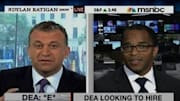 Washington Post editorial writer Jonathan Capehart was on 'The Dylan Ratigan Show' (weekdays, 4PM ET on MSNBC) to discuss a story about how the DEA is seeking to employ ...