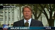 Major Garrett, Fox News's White House correspondent, is leaving the network after eight years to return to his roots as a print journalist.    On 'America Live' (Weekdays...