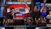 You might think Mike Greenberg and Mike Golic of 'Mike and Mike in the Morning' (weekdays, 6AM ET on ESPN2) would be unlikely experts on Stephen Hawking's theories ... an...