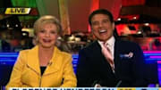 On 'Good Morning America' (weekdays, 7AM ET on ABC), Florence Henderson, the latest celeb booted from 'Dancing With the Stars,' said she decided to tango to the theme fro...