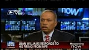  Earlier this week, on 'The O'Reilly Factor,' Fox News commentator Juan Williams said he gets 