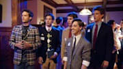 The bar for fraternity comedies isn't exactly set high.    Sure, 'Animal House' is a classic, but since that delightful film debuted 32 years ago, college comedies have ...