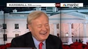 Chris Matthews, who has made his displeasure with Michele Bachmann known in the past, cackled with laughter on