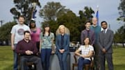 NBC aired its first Thursday night three-hour comedy block yesterday, but were viewers ready to laugh for that long?    Kinda, yeah. While nothing could slay the mighty ...