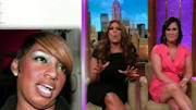  On 'The Wendy Williams Show' (weekdays, syndicated), Wendy Williams slammed NeNe Leakes for her decision to quit 'The Celebrity Apprentice.' Williams said she was 