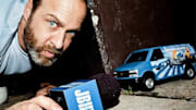 'Jon Benjamin Has a Van' ... and what a van it is! The voice behind 'Archer' and 'Bob's Burgers,' H. Jon Benjamin (actually, he's dropped the 'H' here ... see below) is ...