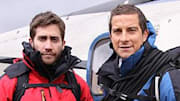  Actor Jake Gyllenhaal is going on the adventure of a lifetime tonight: He'll be trekking through the wilds of Iceland for two days with Bear Grylls on a very special epi...