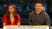 Mila Kunis and Justin Timberlake are co-starring in the new film 'Friends With Benefits,' and have recently made headlines by accepting invitations to be guests at Marin...