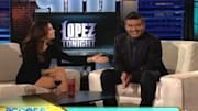 Thursday night marked the end of the line for George Lopez on 'Lopez Tonight,